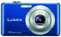 Panasonic's Lumix FS15 compact digital camera takes high-quality photos and is easy to use.