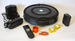 I love my iRobot Roomba 770