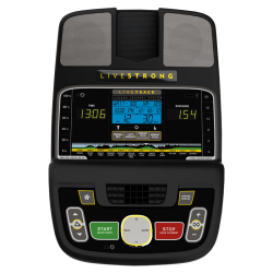 The LS13.0e console has a backlit LCD plus 2 LED feedback windows for tracking your progress.